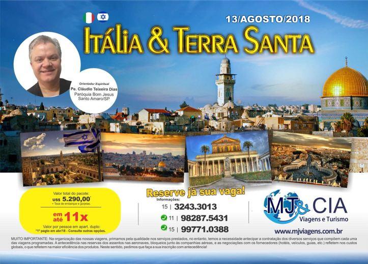 Viagem Italia